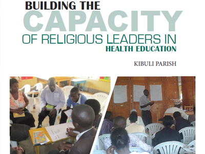 Building capacity of religious leaders in health education